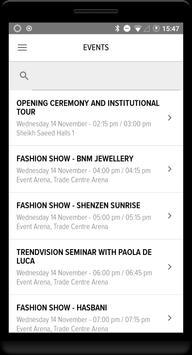 VOD Dubai International Jewellery Show screenshot 1