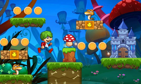 Victo's World - Petualangan hutan super dunia screenshot 10