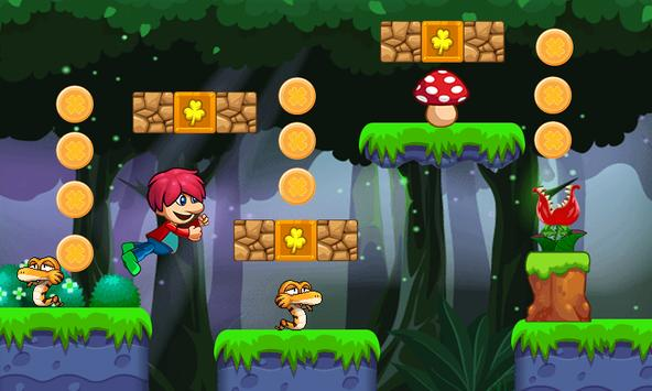 Victo's World - Petualangan hutan super dunia screenshot 1