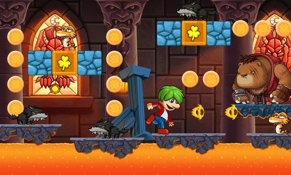 Victo's World - Джунгли приключения - супер мир скриншот 2