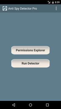 Anti Spy Detector Pro पोस्टर