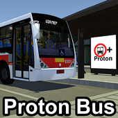 Proton Bus Simulator أيقونة