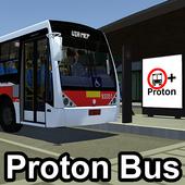 Proton Bus Simulator icon