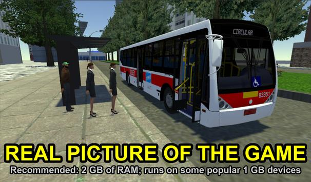 Proton Bus Simulator 海报