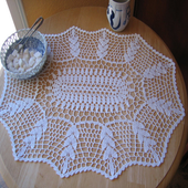 Lace Coffee Table Covers icon