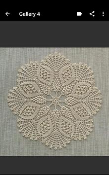 Lace Coffee Table Covers screenshot 1