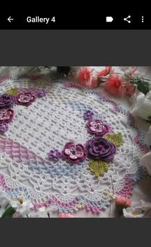 Lace Coffee Table Covers screenshot 8