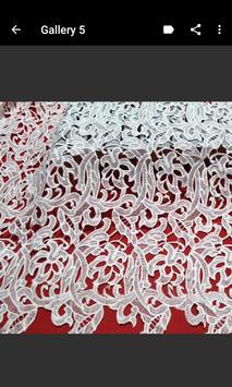 Lace Fabric Samples screenshot 10