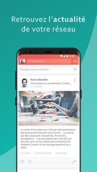 Viadeo, offres d'emploi & avis sur les entreprises capture d'écran 6