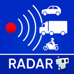 रडारबॉट मुफ्त : स्पीड कैमरा डिटेक्टर व (Radarbot) APK