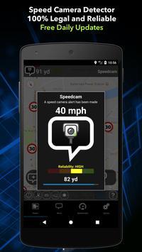 Speed Camera Detector 海报