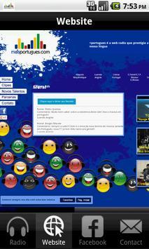 Mais Portugues screenshot 1