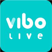 Vibo: прямой эфир,видеочат,Случайный видеозвонок-в иконка