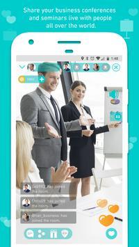 Vibo: прямой эфир,видеочат,Случайный видеозвонок-в скриншот 3