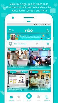 Vibo: прямой эфир,видеочат,Случайный видеозвонок-в скриншот 12