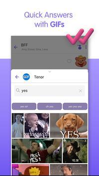 Viber स्क्रीनशॉट 3