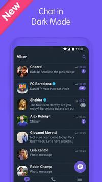 Viber poster