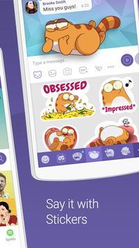 Viber скриншот 4