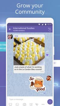Viber screenshot 4