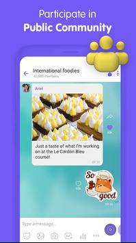 Viber screenshot 5