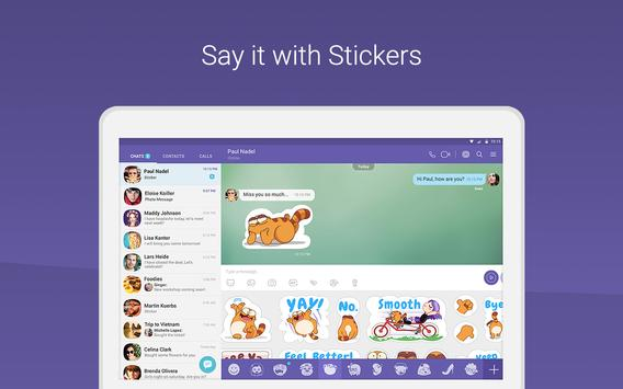 Viber تصوير الشاشة 8