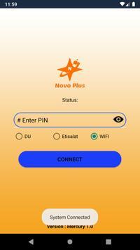 Novo Plus VPN screenshot 1