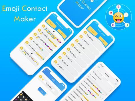Emoji Contact Editor poster
