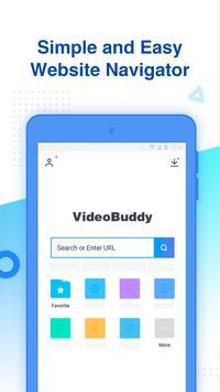 VideoBuddy Plakat