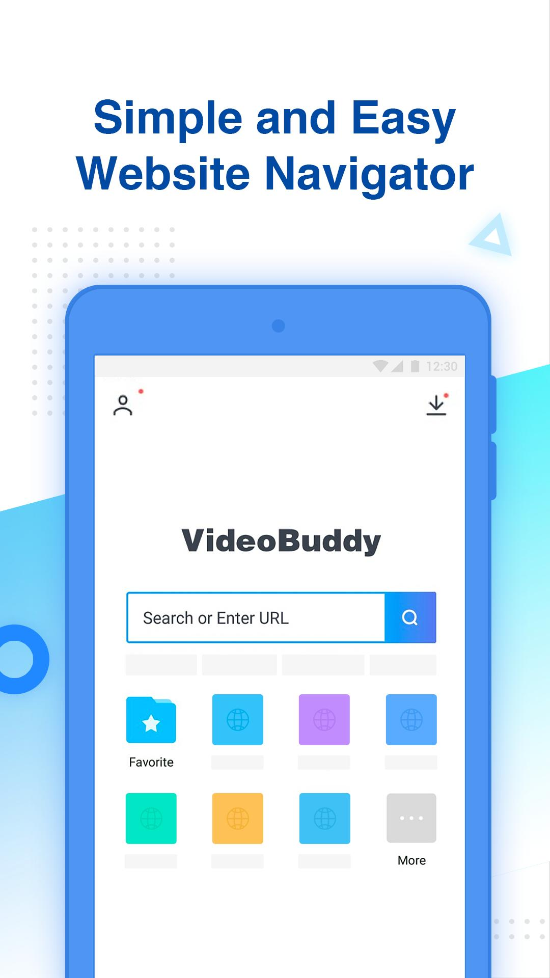 VideoBuddy - Youtube Downloader screenshot 1