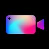 ikon Penyunting Video, Potong Sisi Video, Musik, Efek
