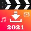 Video Downloader - Download Video for Free 图标