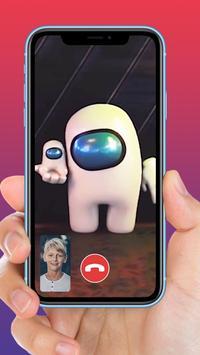 Videollamada de among us impostores captura de pantalla 2