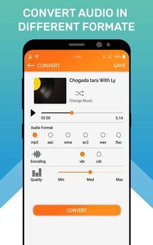 Video Editor, MP3 Converter, Ringtone Maker screenshot 22
