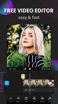 Video Editor & Video Maker - EasyCut poster