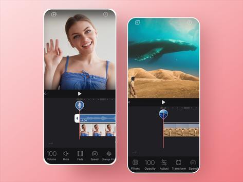 Videoleap screenshot 1