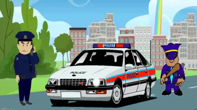 شرطة الاطفال الحديثة بدون نت screenshot 1