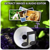 Video to Audio -image extract Zeichen