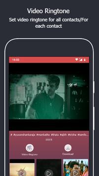 DreamVid Video Ringtones screenshot 5