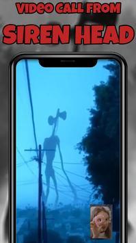 Video Call from Siren Head screenshot 1
