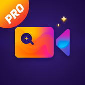 Video Editor Of Photos - Video Maker With Song icon