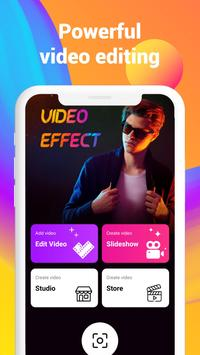 Video Editor Of Photos - Video Maker With Song poster