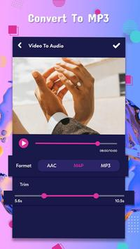 Convert Video to Mp3, Video to Audio, Mp3 Conveter screenshot 1