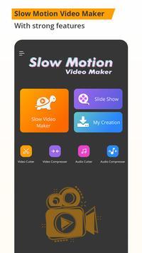 Slow Motion Video Maker screenshot 5