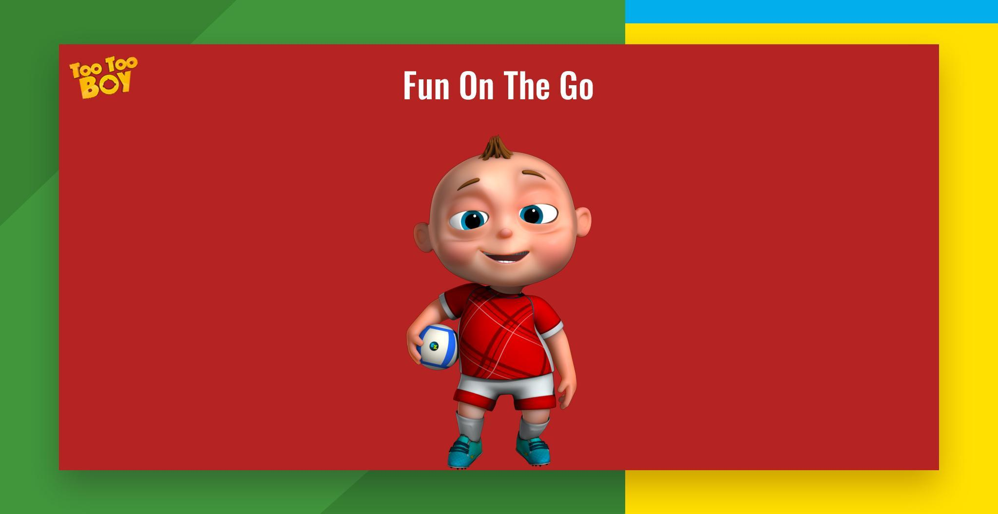 Funny Cartoon Images Of Boys tootoo boy show - funny cartoons for kids for android - apk
