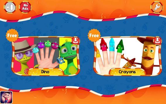 Finger Family Nursery Rhymes and Songs screenshot 10