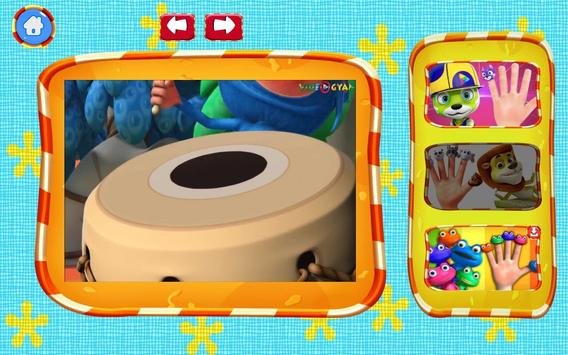 Finger Family Nursery Rhymes and Songs screenshot 12
