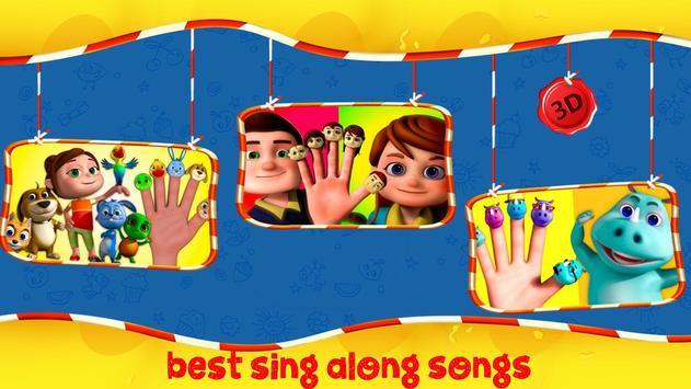 Finger Family Nursery Rhymes and Songs screenshot 1