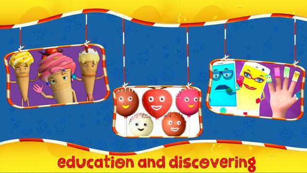 Finger Family Nursery Rhymes and Songs screenshot 3