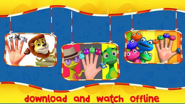 Finger Family Nursery Rhymes and Songs screenshot 6