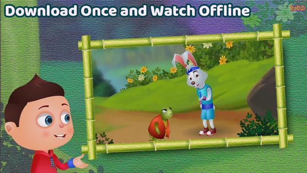 Kids Top Telugu Stories - Offline & Moral Stories screenshot 1